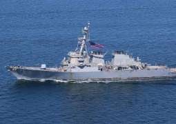 US Destroyer Donald Cook Heads to Black Sea for Routine Patrol - Navy