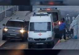 Russia reports 25,173 new coronavirus cases
