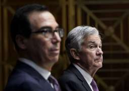 Powell, Mnuchin to Testify on Unused COVID-19 Relief Funds - US Senate Committee