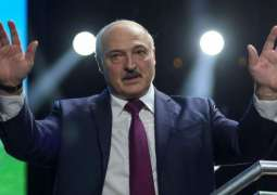 Belarus' Lukashenko Says Minsk Interested in 'Non-Conflict' Cooperation With West