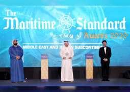 موانئ دبي العالمية تفوز بجائزة أفضل مشغل للمحطات البحرية