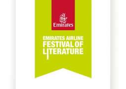 Emirates Airline Festival of Literature expands 2021 event across city
