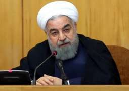 Rouhani Believes Iran, US Can 'Easily' Resolve Pending Issues Under Biden Administration