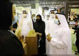 """1st """"Jewels of Emirates"""" Show begins at Expo Centre Sharjah with over 100 exhibiting companies"""
