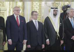UAE Ambassador presents credentials to Russian President