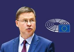 EU Hopes Biden's Victory to Bring Fresh Start to Relations With US - Dombrovskis