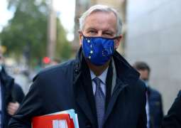 Barnier Says Heading to London for Brexit Talks as His Quarantine Finished
