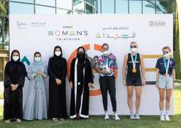 Held under the patronage of Mansoor bin Mohammed and organized by Dubai Sports Council and Dubai Ladies Club