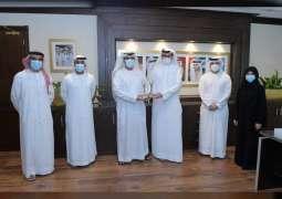 بلدية دبي تحرز جائزة أربع فئات ضمن برنامج جوائز عالمي