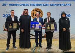 Asian Chess Federation marks 30th Anniversary