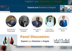 Dubai Chamber webinar focuses on business potential in Angola