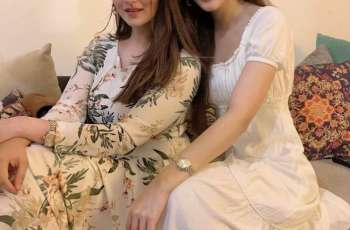 Urwa Hocane wishes happy birthday to Sania Mirza