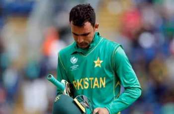 Fakhar Zaman out from national squad touring New Zealand due to Covid-19 symptoms