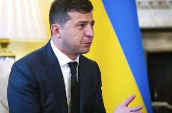 Ukraine's Zelenskyy Says Weekend Quarantine Over COVID-19 in Country Yields Results