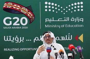 وزير التعليم: منصة مدرستي مشروع وطني مستمر.. وتجاوزنا نسبة 98% لدخول الطلاب والطالبات