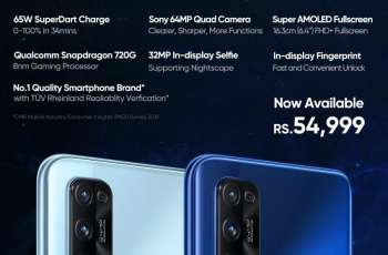 Realme 7 pro marks sales records in pakistan; now available in offline markets nationwide