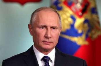 Putin: Situation in Karabakh Stabilizing, Russian Peacekeepers Ensure Security