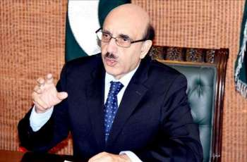 AJK President seeks release of political prisoners from Indian jails