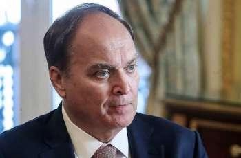 Russian Envoy to Washington Says Latest US Sanctions 'Illegitimate,' 'Discriminatory'