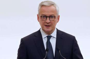 French Economic Activity Down by 10%, Compared to 30% Drop During 1st Lockdown - Le Maire