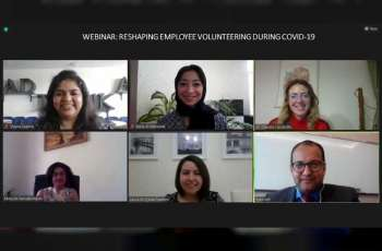 Dubai Chamber webinar examines impact of corporate virtual volunteering
