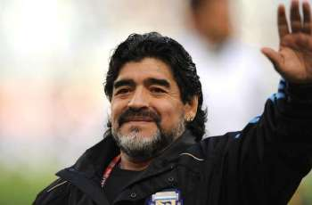 Argentine President Announces 3-Day Mourning Over Maradona's Death