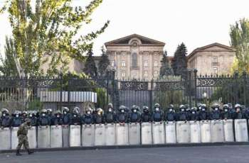 Armenian Parliament Starts Discussing Martial Law Lift