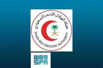 هيئة الهلال الأحمر بمحافظة جدة ترفع مستوى جاهزيتها استعداداً للتقلبات الجوية