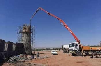 تنفيذ مشروع الحديقة الضوئية بنجران على مساحة تبلغ أكثر من 26 متر مربع