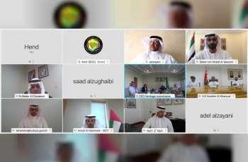 UAE chairs 18th meeting of GCC under-secretaries of antiquities, museums