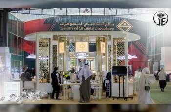 """عارضون يشيدون بمعرض """"جواهر الإمارات"""""""