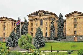 Armenian Parliament Refuses to Lift Martial Law in Country