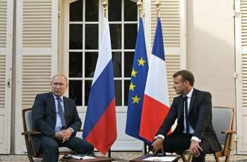 Kremlin Unaware of French Media Reports on Details of Putin-Macron November 7 Phone Talks