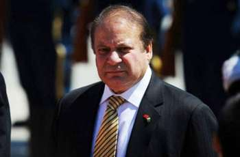 Nawaz Sharif offers mother's funeral prayer in London