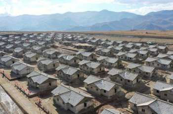 North Korea Builds 2,300 Houses for Residents of Typhoon-Hit Mining Town - State Media