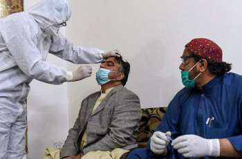 Coronavirus claims 45 more lives in Pakistan in last 24 hours