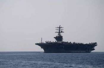 US Sends USS Nimitz Aircraft Carrier, Other Warships to Persian Gulf - Reports