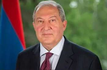 Armenian President Departs for Moscow for 'Private Visit' - Press Office