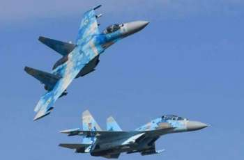 Russian Su-27 Scrambled to Intercept US Air Force Plane Over Black Sea - Military