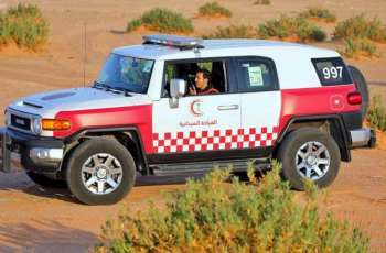 الهلال الأحمر يستقبل ١٢٠٠ بلاغ خلال الحالة المطرية ويباشر ٤٠٠ حادث وحالة تنفسية بالرياض