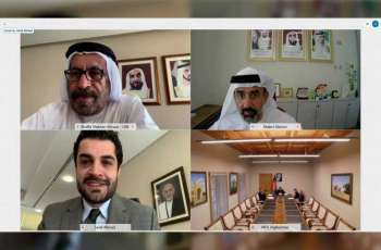 UAE-Afghanistan Political Consultations Committee discusses enhancing cooperation
