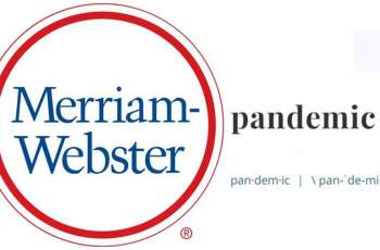 Merriam-Webster Names 'Pandemic' Word of Year 2020
