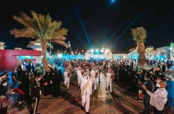 """""""مهرجان الشيخ زايد"""" يستعد للاحتفال باليوم الوطني الـ 49"""