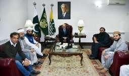 Masood Khan demands economic sanctions on France over its Islamophobic policies