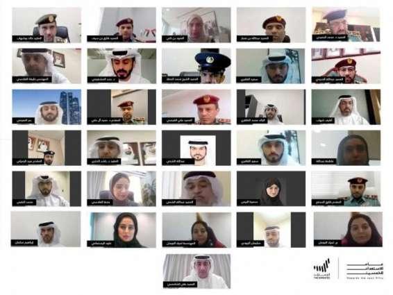 تنفيذاً لتوجيهات محمد بن راشد ..حكومة الإمارات تبحث التوجهات والرؤى المستقبلية في مجالات الأمن والعدل والسلامة