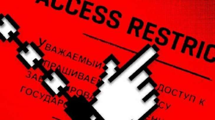 Bill on Censorship-Related Sanctions on Foreign Websites Submitted to Russian Parliament