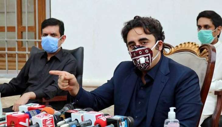 Every successful independent candidate was offered GB Chief Minister Office if he joins PTI, says Bilawal