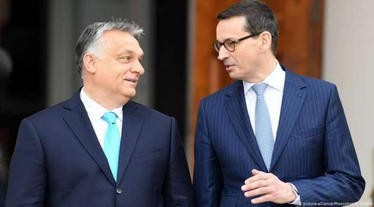 Pressure Mounts in Brussels as Hungary, Poland Reject EU's Historic Budget Plans