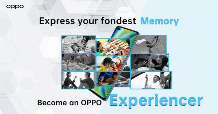 Want to become more than just a fan? Share your experience and become an OPPO Experiencer