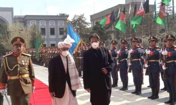 US appreciates pleasure over PM Khan's visit to Kabul